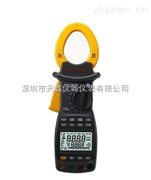 MASTECH華儀MS2203三相智能功率鉗形表