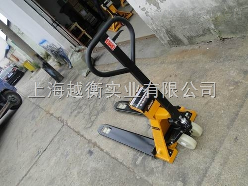 上下线报警地牛电子秤、上海叉车秤厂家生产