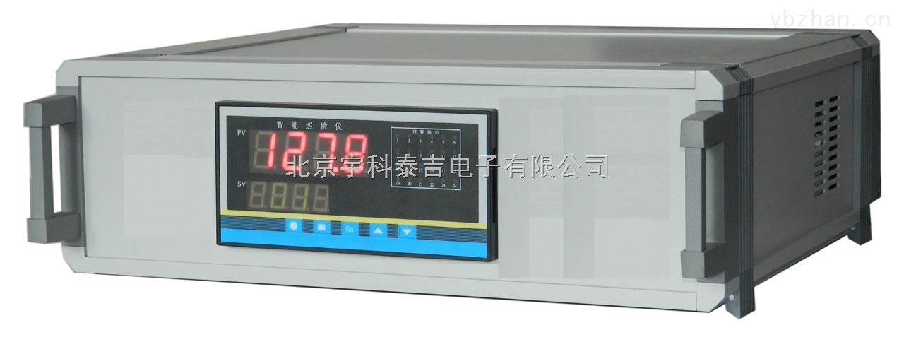 檢測32路電流的儀表,每路都帶一個電流故障報警,帶RS485數據傳輸