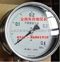 CYW-100B全不锈钢差压压力表