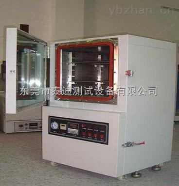 专业生产电子行业专用精密真空烤箱