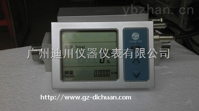 MF5612-气体质量流量计微型氧气流量计