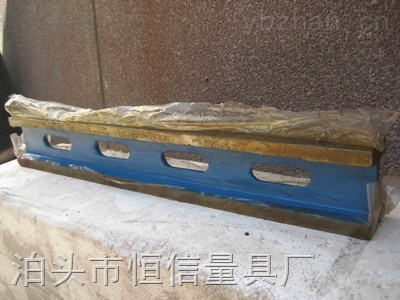 0级铸铁平尺恒信优质铸铁平尺价格实惠