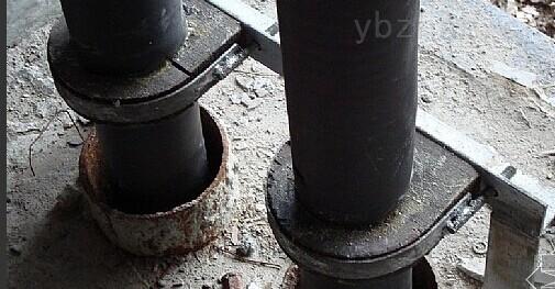 防腐 防火管道垫木  管托