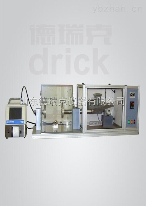 厂家重点推荐 IDM干态落絮测试仪(扭曲测试仪-含粒子计数器)