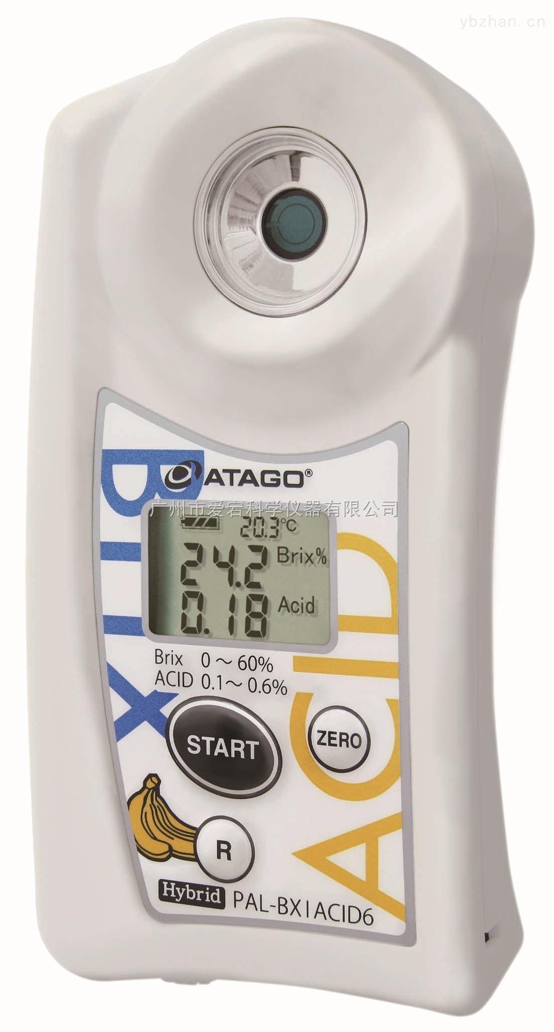 PAL-BX/ACID6-ATAGO爱拓香蕉糖酸一体机