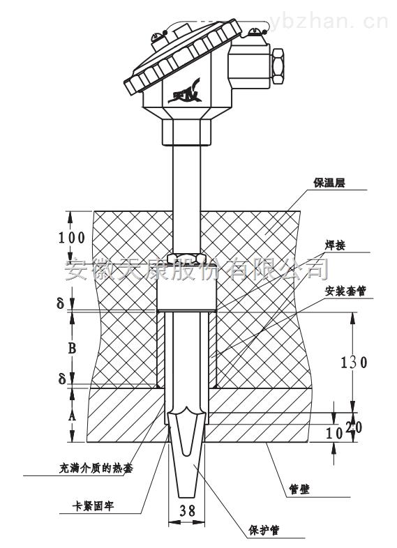 蒸汽锅炉结构图示意图
