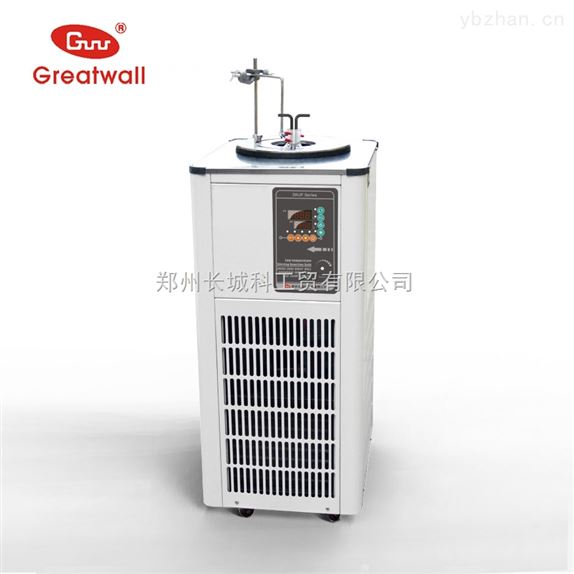 5L低温恒温搅拌反应槽,零下80到99度