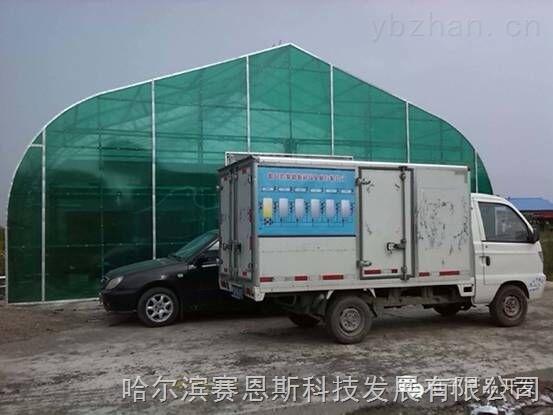 水稻催芽控制|水稻催芽大棚|水稻催芽设备|哈尔滨赛恩斯科技