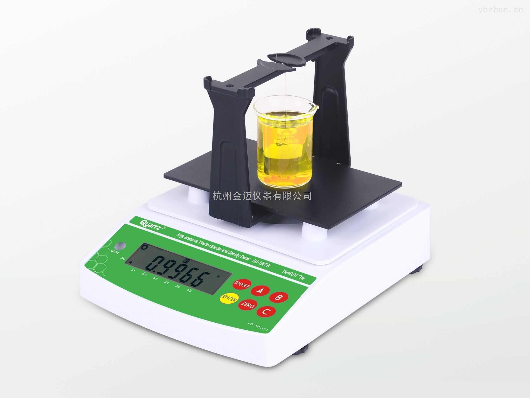 高精度特沃德尔度测量仪