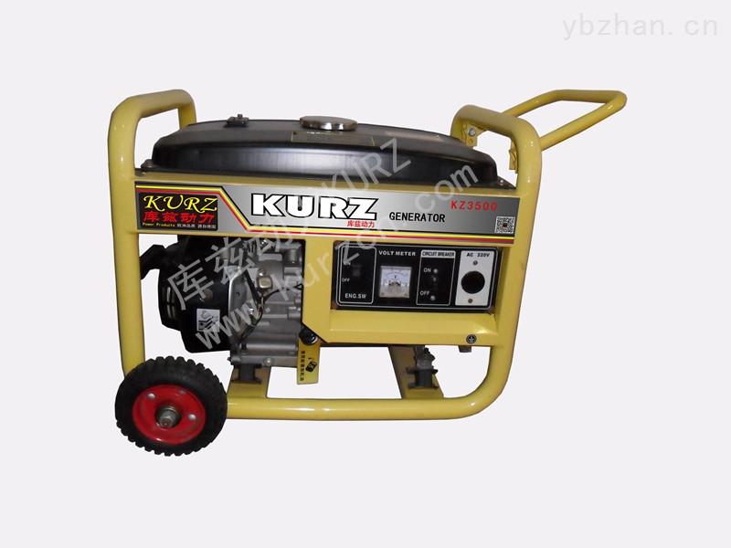 3KW汽油发电机