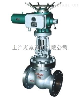 100公斤壓力級焊接閘閥 電動閘閥
