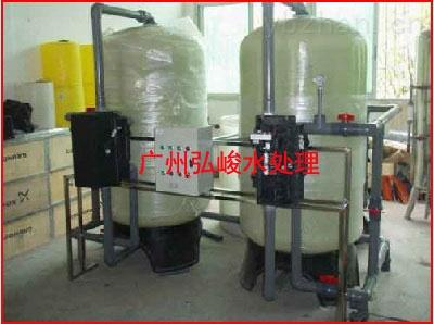 50T/H软化水设备