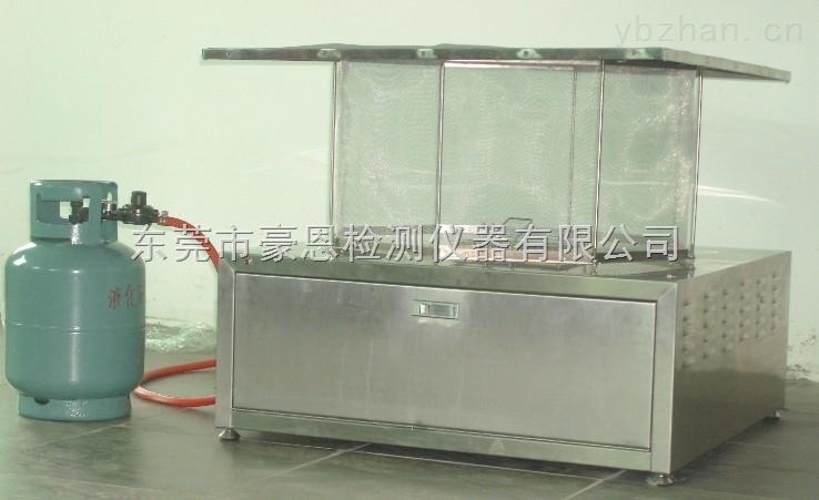 广州电池燃烧颗粒试验装置