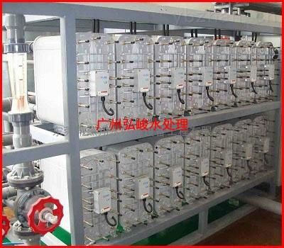 云南宏斌食品-30T/HEDI超纯水设备