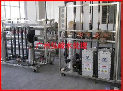 海南三亚客户-1T/H工业EDI超纯水设备