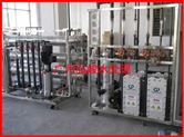 1T/H工業EDI超純水設備