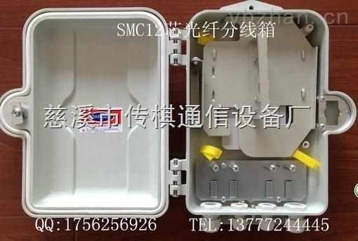 12芯SMC光纤箱
