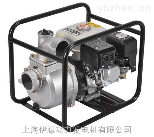 3寸汽油机自吸泵YT30WP