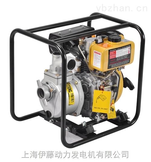 2寸柴油机自吸泵YT20DP