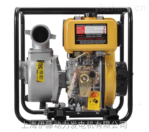3寸柴油机水泵流量多少