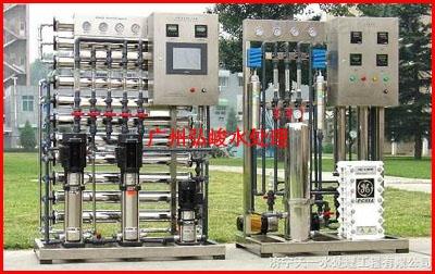 EDI电除盐超纯水设备