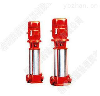 XBD-6(I)-XBD-GDL单吸多级管道式消防泵