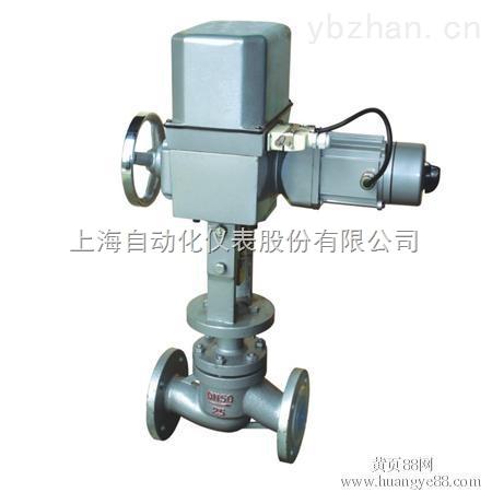 上海自动化仪表十一厂-直行程电动执行机构