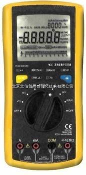 DL19-FM757-數字萬用表