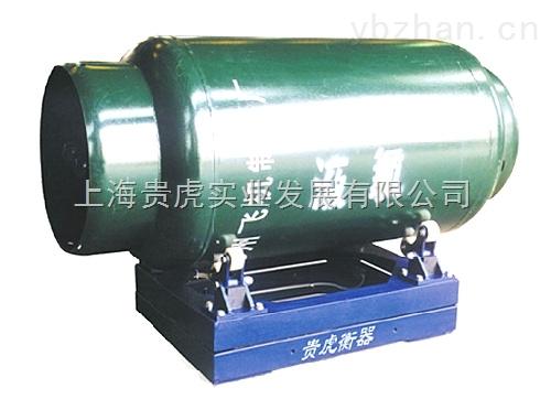 GH-SCS-1t氯瓶秤,造纸厂用氯瓶称重仪