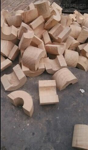 防火管道木托  防腐管道木托  防水管道木托