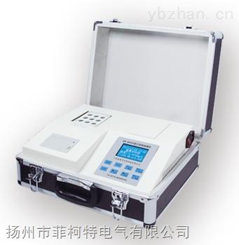 便携式三参数水质分析仪