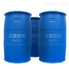 杀菌剂次氯酸钠溶液的包装容器—槽罐车或集装桶