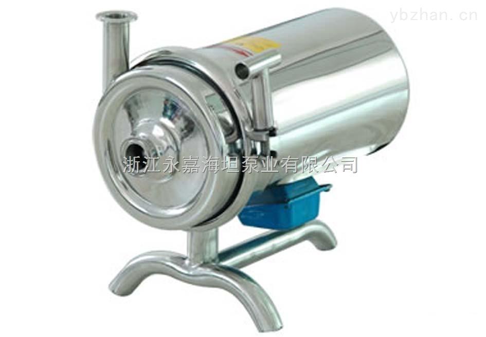 HTBAW型-不銹鋼衛生泵HTBAW型奶泵、飲料泵