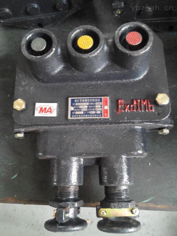 BZA10-5矿用隔爆型低压控制按钮厂家