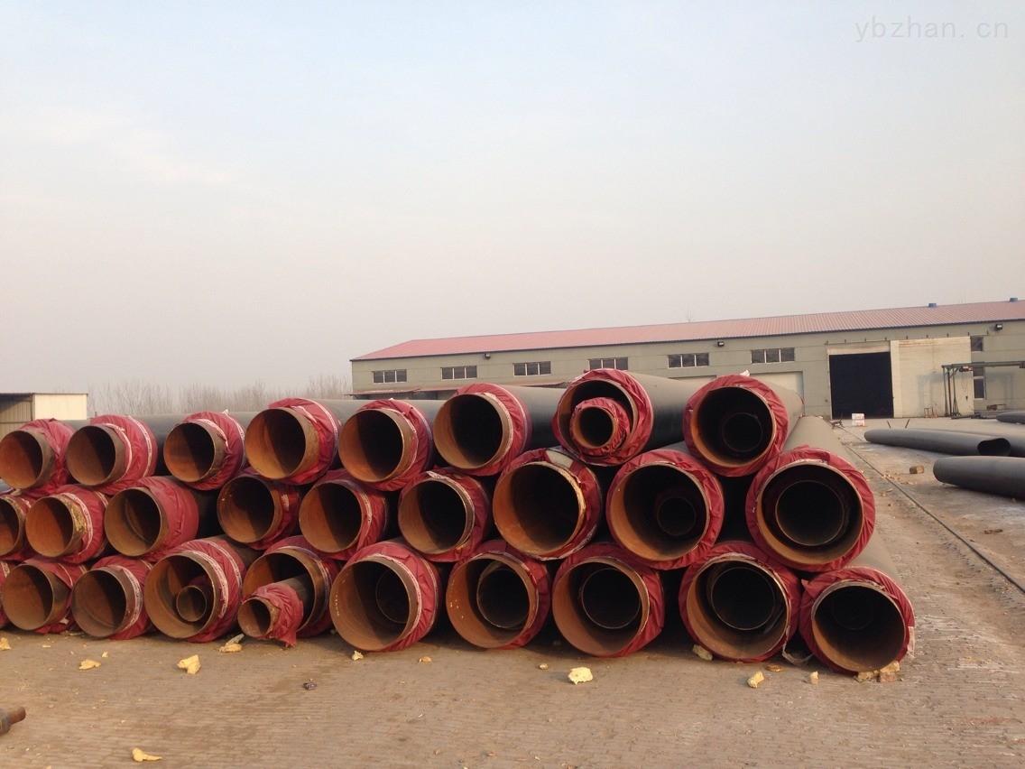 涿州市地埋式聚氨酯保温管结构分析