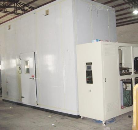 空气净化器臭氧浓度测试房建设