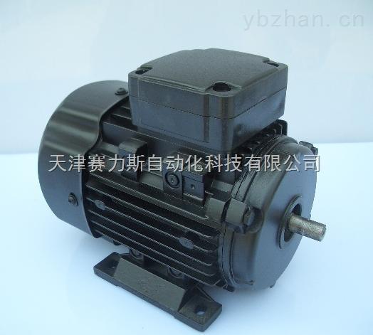CEG三相电机 法国CEG公司成立于1971年,是生产电机以及三相电机的专业户。三相异步电动机要旋转起来的先决条件是具有一个旋转磁场,三相异步电动机的定子绕组就是用来产生旋转磁场的。我们知道,但相电源相与相之间的电压在相位上是相差120度的,三相异步电动机定子中的三个绕组在空间方位上也互差120度,这样,当在定子绕组中通入三相电源时,定子绕组就会产生一个旋转磁场。电流每变化一个周期,旋转磁场在空间旋转一周,即旋转磁场的旋转速度与电流的变化是同步的。旋转磁场的转速为:n=60f/P式中f为电源频率,P是磁场
