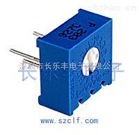 3386P亮度/音量微调电阻器