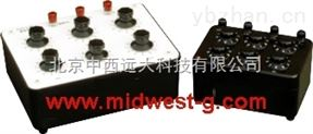 旋转式电阻箱