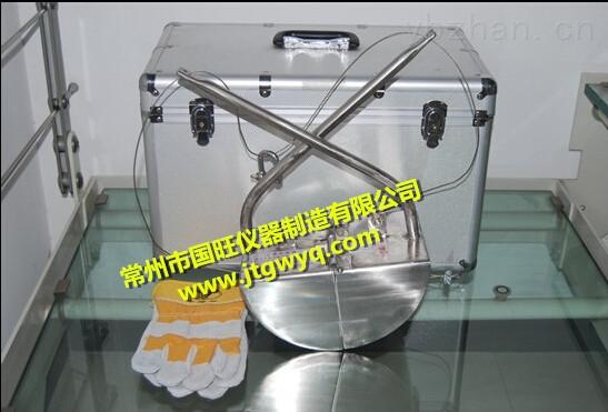 WZHC-200A-不銹鋼污泥采樣器