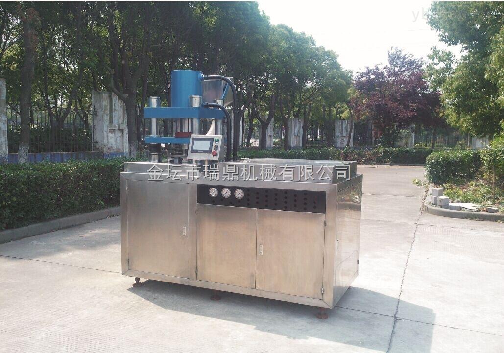 RDJX-100噸液壓壓片機