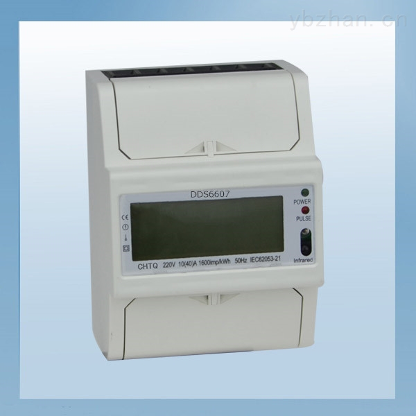 电能表系我公司采用微电子技术和进口大规模集成电路