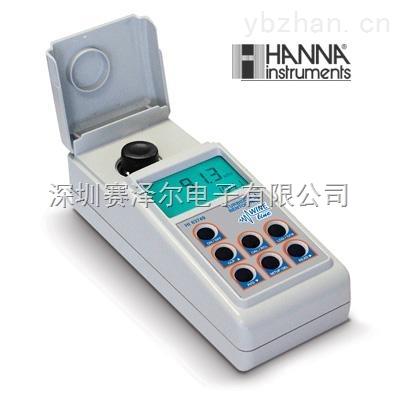 HI83749微电脑酒类浊度(EPA标准)测定仪