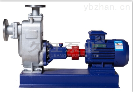 304ZWP自吸式不锈钢排污泵 DN25耐腐蚀污水泵