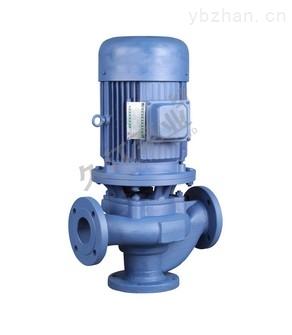 专业生产GW型管道式排污泵 小型铸铁 GW25-8-22-1.1KW 1寸口径