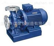 ISWH 不銹鋼臥式管道離心泵