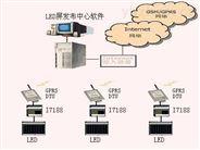 水质水压信息LED发布系统,管网水水质信息, LED屏信息发布