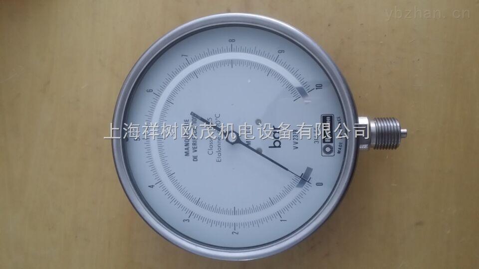 天歐程工推薦ASHCROFT壓力表160=T5500=SL=04L=0/1600kPa=GR=YW