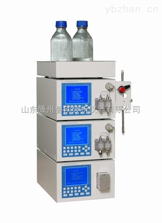 LC-3000测定葡萄糖化学氧化过程中的6种有机酸液相色谱仪